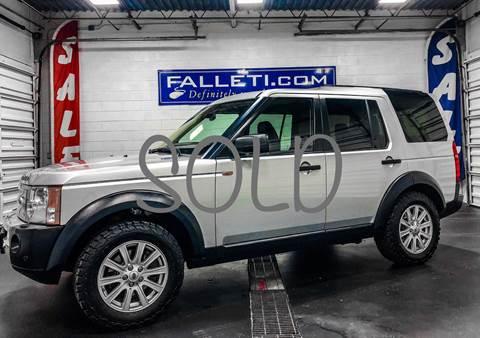 2008 Land Rover LR3 for sale in Batavia, NY