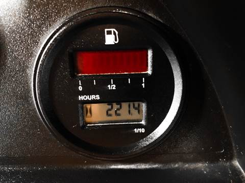 2010 New Holland Rustler 125 4 x 4
