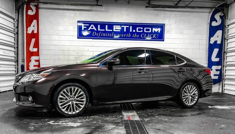 2013 Lexus ES 350 (image 1)