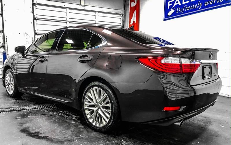 2013 Lexus ES 350 (image 4)