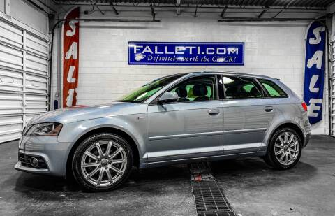 2012 Audi A3 for sale at Falleti Motors, Inc.  est. 1976 in Batavia NY