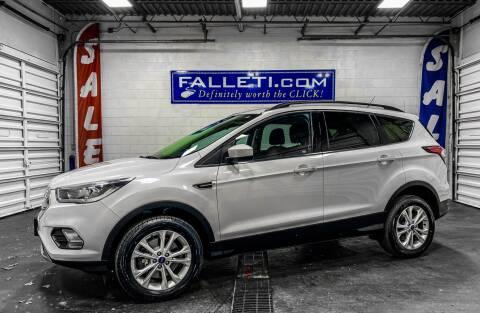 2017 Ford Escape for sale at Falleti Motors, Inc.  est. 1976 in Batavia NY