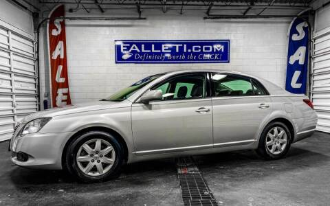 2009 Toyota Avalon for sale at Falleti Motors, Inc.  est. 1976 in Batavia NY