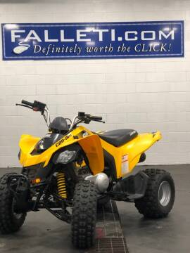 2014 Can-Am DS250 for sale at Falleti Motors, Inc.  est. 1976 in Batavia NY