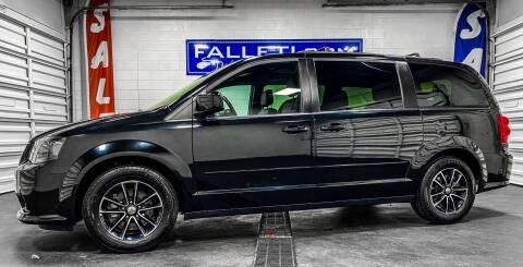 2016 Dodge Grand Caravan for sale at Falleti Motors, Inc.  est. 1976 in Batavia NY