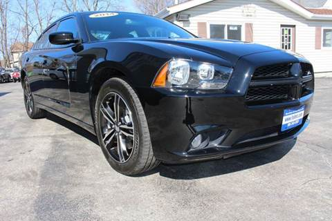 2014 Dodge Charger for sale at Falleti Motors, Inc.  est. 1976 in Batavia NY