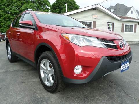 2014 Toyota RAV4 for sale at Falleti Motors, Inc.  est. 1976 in Batavia NY