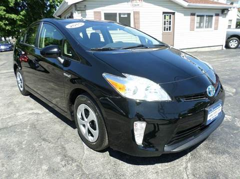2015 Toyota Prius for sale at Falleti Motors, Inc.  est. 1976 in Batavia NY