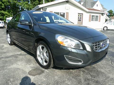 2013 Volvo S60 for sale at Falleti Motors, Inc.  est. 1976 in Batavia NY