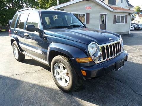 2007 Jeep Liberty for sale at Falleti Motors, Inc.  est. 1976 in Batavia NY