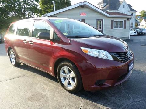 2014 Toyota Sienna for sale at Falleti Motors, Inc.  est. 1976 in Batavia NY