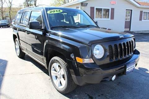 2014 Jeep Patriot for sale at Falleti Motors, Inc.  est. 1976 in Batavia NY