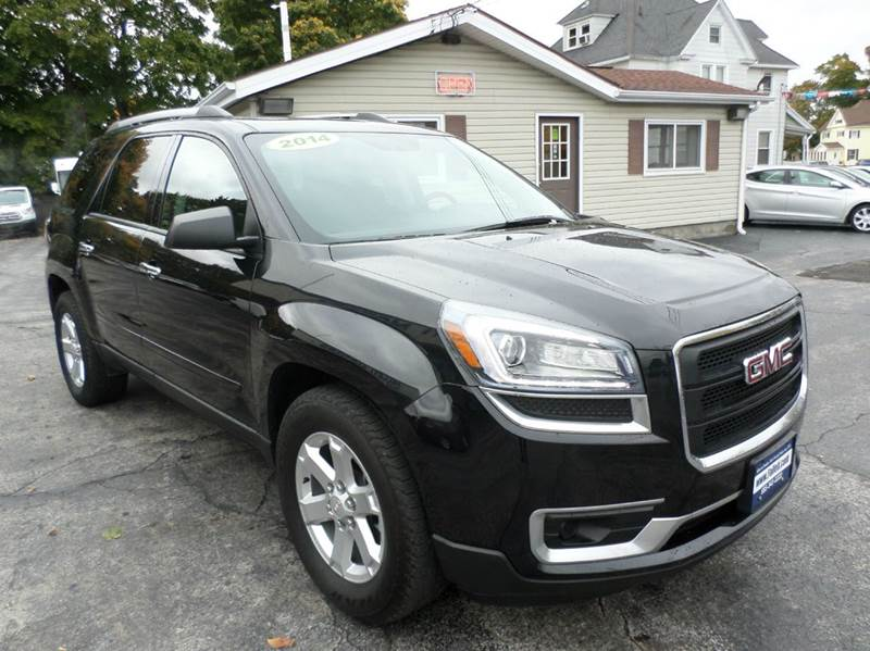 2014 gmc acadia sle 2 in batavia ny falleti motors inc est 1976. Black Bedroom Furniture Sets. Home Design Ideas