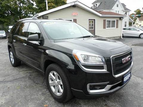 2014 GMC Acadia for sale at Falleti Motors, Inc.  est. 1976 in Batavia NY