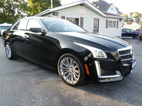 2014 Cadillac CTS for sale at Falleti Motors, Inc.  est. 1976 in Batavia NY