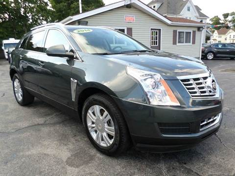2014 Cadillac SRX for sale at Falleti Motors, Inc.  est. 1976 in Batavia NY