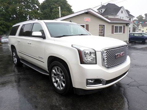 2015 GMC Yukon XL for sale at Falleti Motors, Inc.  est. 1976 in Batavia NY