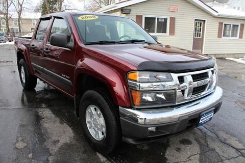 2008 Isuzu i-Series for sale at Falleti Motors, Inc.  est. 1976 in Batavia NY