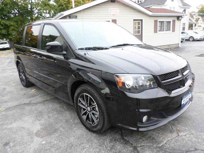 2016 dodge grand caravan r t in batavia ny falleti motors inc est 1976. Black Bedroom Furniture Sets. Home Design Ideas