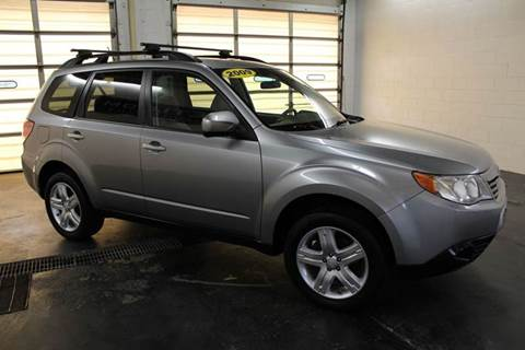 2009 Subaru Forester for sale at Falleti Motors, Inc.  est. 1976 in Batavia NY