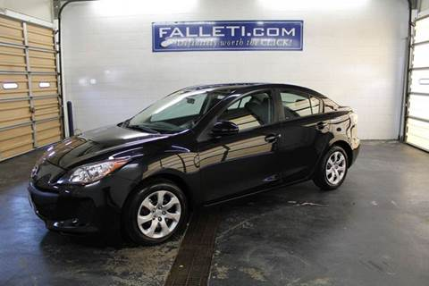 2013 Mazda MAZDA3 for sale at Falleti Motors, Inc.  est. 1976 in Batavia NY