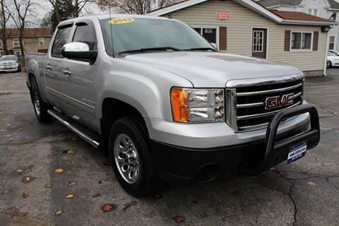 2013 GMC Sierra 1500 for sale at Falleti Motors, Inc.  est. 1976 in Batavia NY