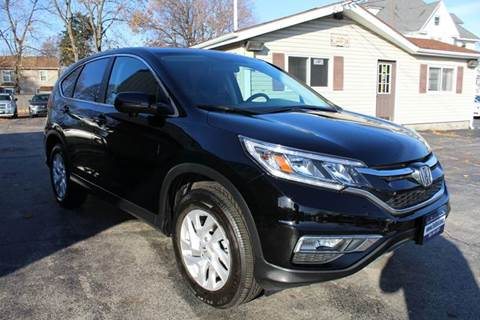 2015 Honda CR-V for sale at Falleti Motors, Inc.  est. 1976 in Batavia NY