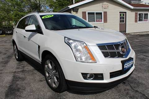 2012 Cadillac SRX for sale at Falleti Motors, Inc.  est. 1976 in Batavia NY