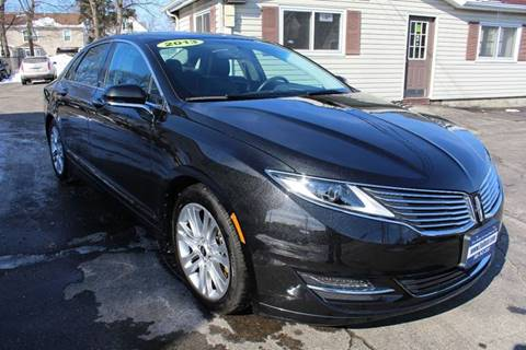 2013 Lincoln MKZ for sale at Falleti Motors, Inc.  est. 1976 in Batavia NY