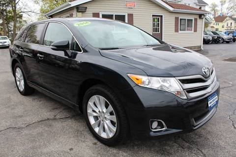 2014 Toyota Venza for sale at Falleti Motors, Inc.  est. 1976 in Batavia NY