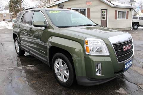 2015 GMC Terrain for sale at Falleti Motors, Inc.  est. 1976 in Batavia NY