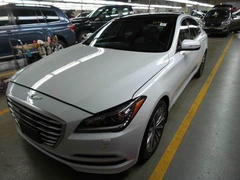 2015 Hyundai Genesis for sale at Falleti Motors, Inc.  est. 1976 in Batavia NY