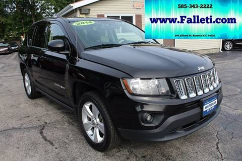 2014 Jeep Compass for sale in Batavia, NY