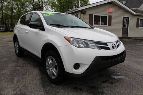 2015 Toyota RAV4 for sale at Falleti Motors, Inc.  est. 1976 in Batavia NY