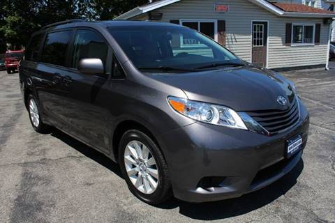 2015 Toyota Sienna for sale at Falleti Motors, Inc.  est. 1976 in Batavia NY
