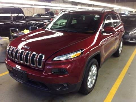 2016 Jeep Cherokee for sale at Falleti Motors, Inc.  est. 1976 in Batavia NY