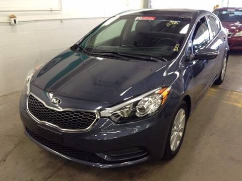 2016 Kia Forte for sale at Falleti Motors, Inc.  est. 1976 in Batavia NY
