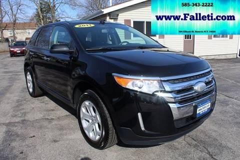 2011 Ford Edge for sale at Falleti Motors, Inc.  est. 1976 in Batavia NY