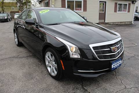 2015 Cadillac ATS for sale at Falleti Motors, Inc.  est. 1976 in Batavia NY