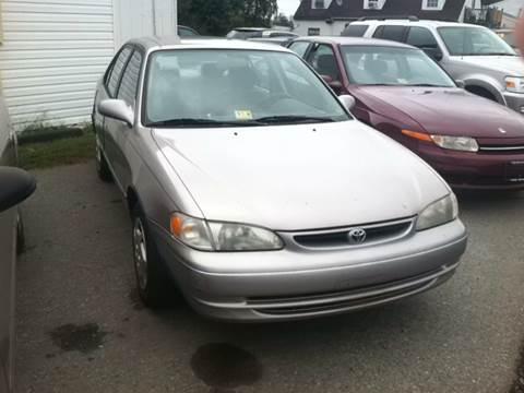 1999 Toyota Corolla for sale in Fredericksburg, VA