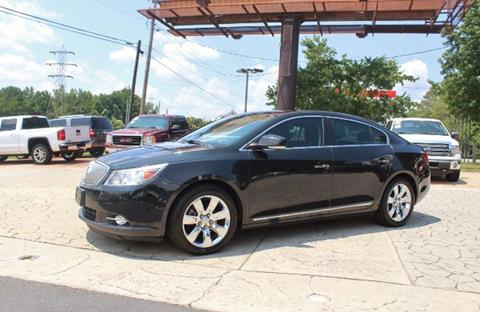 2012 Buick LaCrosse for sale at PREMIER AUTO GROUP in Durham NC