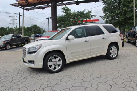 2014 GMC Acadia for sale at PREMIER AUTO GROUP in Durham NC