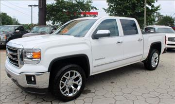 2014 GMC Sierra 1500 for sale at PREMIER AUTO GROUP in Durham NC