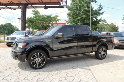 2012 Ford F-150 for sale at PREMIER AUTO GROUP in Durham NC