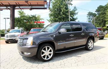 2011 Cadillac Escalade ESV for sale at PREMIER AUTO GROUP in Durham NC