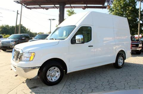 2013 Nissan NV Cargo for sale at PREMIER AUTO GROUP in Durham NC