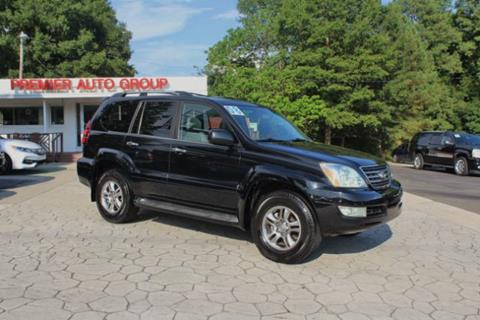 2008 Lexus GX 470 for sale at PREMIER AUTO GROUP in Durham NC
