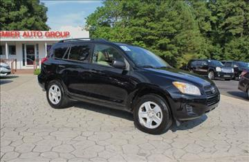 2010 Toyota RAV4 for sale at PREMIER AUTO GROUP in Durham NC