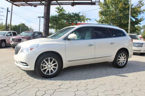 2015 Buick Enclave for sale at PREMIER AUTO GROUP in Durham NC