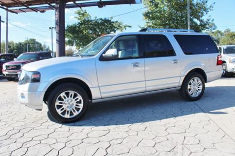 2013 Ford Expedition EL for sale at PREMIER AUTO GROUP in Durham NC